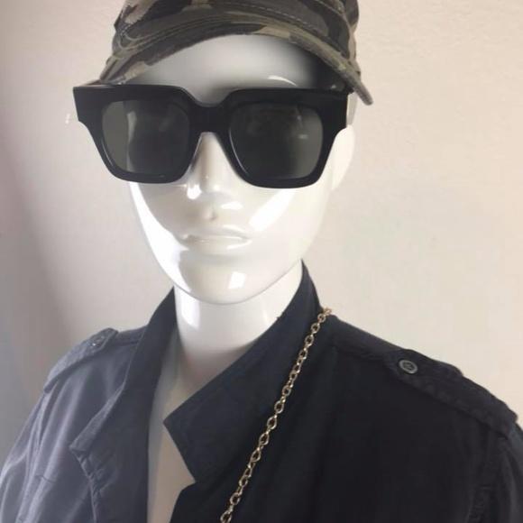 4f2879f4bbde Celine Accessories - Celine Havana Sunglasses